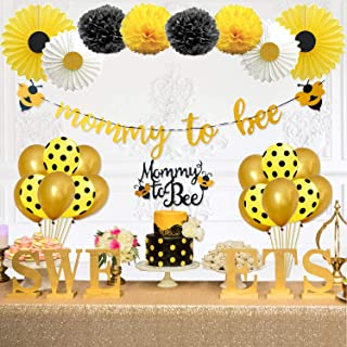 Bee Decoration Is An Ideal And Unique Way To Decorate Your Kids Party
